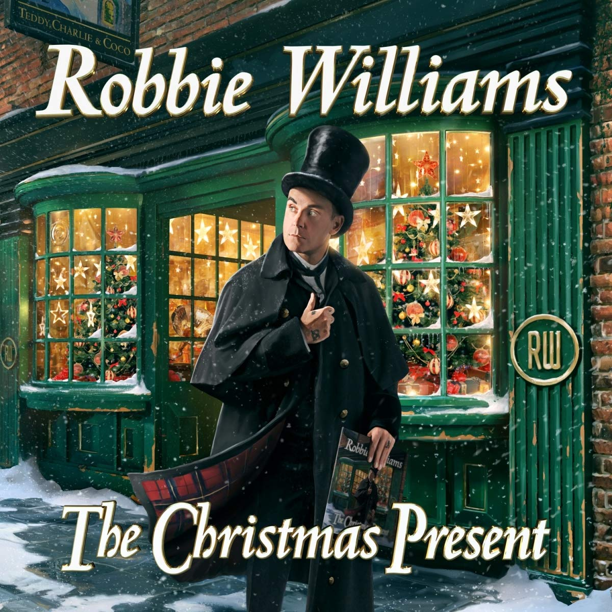robbie williams navidad